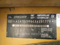 Caterpillar ÎNCĂRCĂTOARE PENTRU TEREN ACCIDENTAT 299D2XHP equipment  photo 5