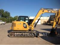 CATERPILLAR PELLES SUR CHAINES 308E2 R equipment  photo 9