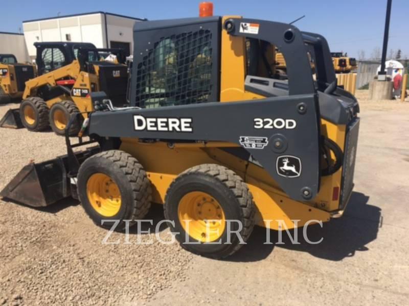 DEERE & CO. SKID STEER LOADERS 320D equipment  photo 4