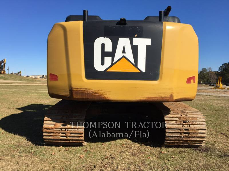 CATERPILLAR TRACK EXCAVATORS 320EL LR equipment  photo 3