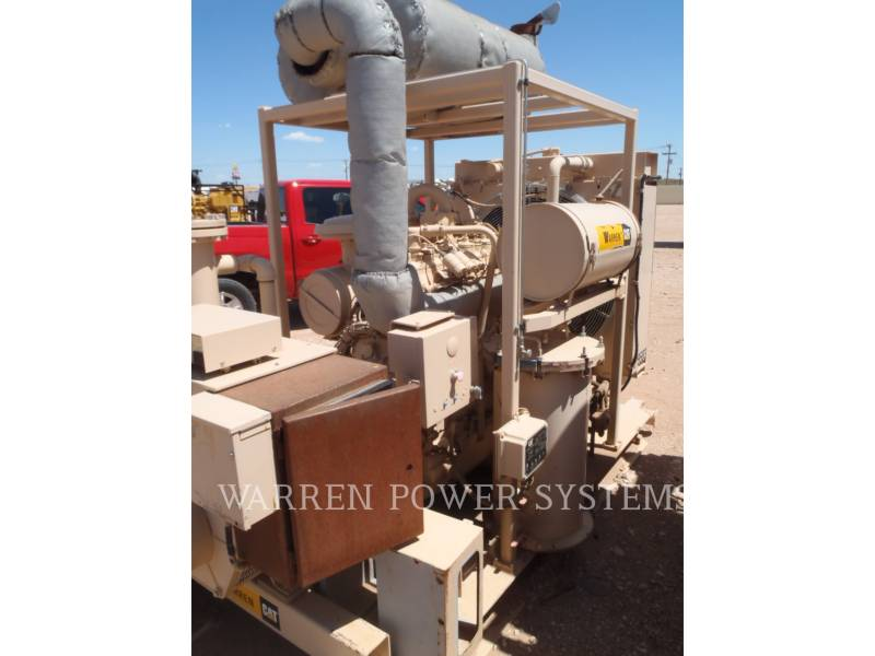 CATERPILLAR STATIONARY GENERATOR SETS WC175G equipment  photo 11