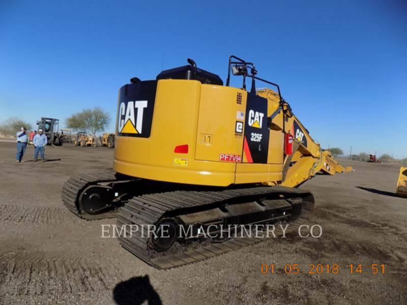 CATERPILLAR PELLES SUR CHAINES 325F LCR equipment  photo 2
