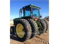 DEERE & CO. AG TRACTORS 4650 equipment  photo 3