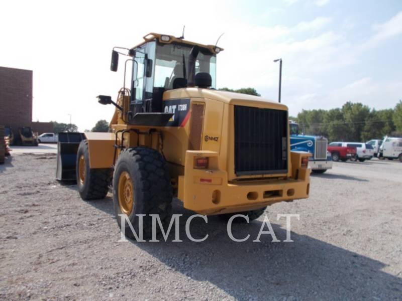 CATERPILLAR 轮式装载机/多功能装载机 IT38H equipment  photo 5