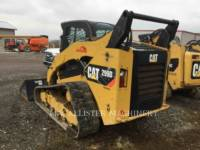 CATERPILLAR MULTI TERRAIN LOADERS 299D equipment  photo 4