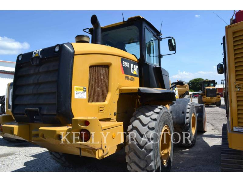 CATERPILLAR WHEEL LOADERS/INTEGRATED TOOLCARRIERS 924K equipment  photo 4