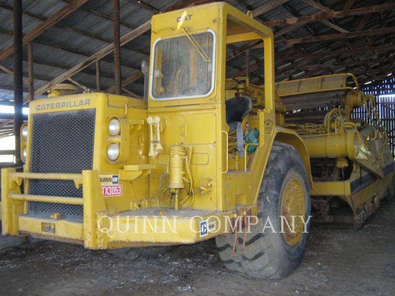 CATERPILLAR WHEEL TRACTOR SCRAPERS 623B equipment  photo 1