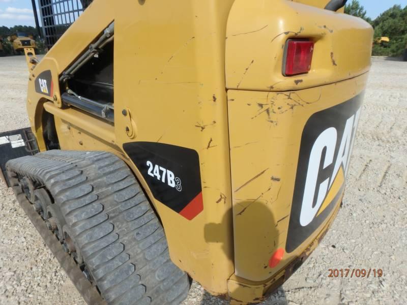 CATERPILLAR CARGADORES MULTITERRENO 247B3 equipment  photo 24