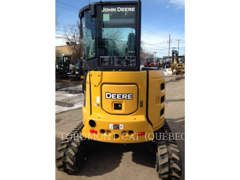 JOHN DEERE EXCAVADORAS DE CADENAS 35G equipment  photo 15