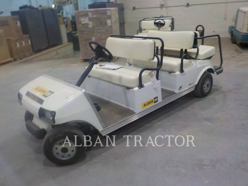 CLUB CAR UTILITY VEHICLES / CARTS VILLAGER6E equipment  photo 2