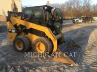 CATERPILLAR MINICARGADORAS 242D C equipment  photo 1