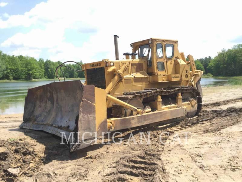 FIAT ALLIS TRACK TYPE TRACTORS HD31 equipment  photo 1