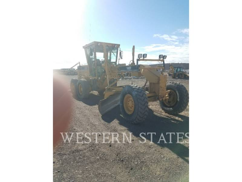 CATERPILLAR MINING MOTOR GRADER 140H equipment  photo 2