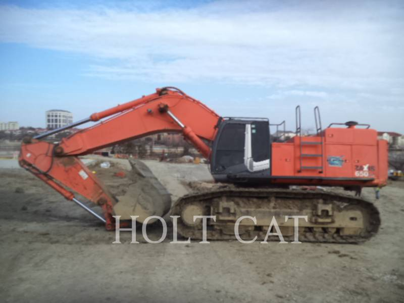 HITACHI ESCAVATORI CINGOLATI ZX650-3 equipment  photo 1