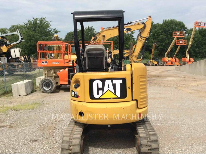 CATERPILLAR EXCAVADORAS DE CADENAS 303E equipment  photo 5