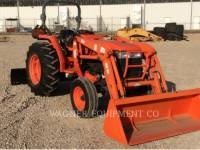 Equipment photo KUBOTA TRACTOR CORPORATION L4400E TRACTEURS AGRICOLES 1