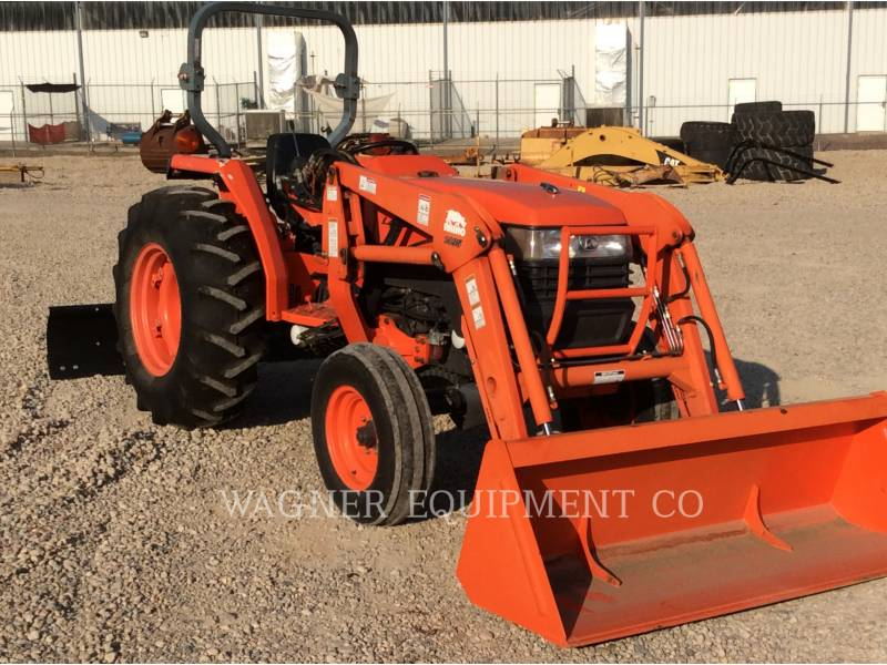 KUBOTA TRACTOR CORPORATION AG TRACTORS L4400E equipment  photo 1