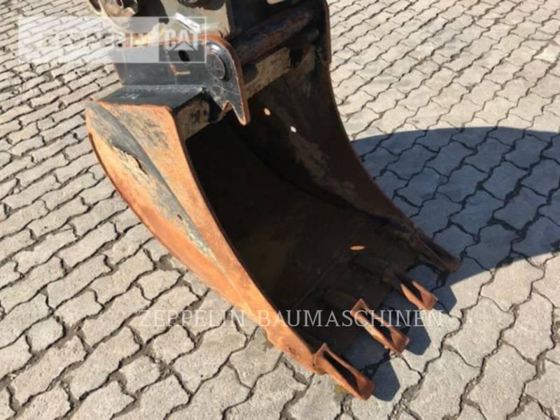KUBOTA CORPORATION KETTEN-HYDRAULIKBAGGER KX080-4 equipment  photo 5