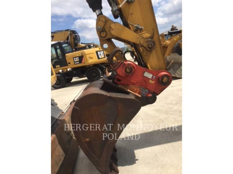 CATERPILLAR WHEEL EXCAVATORS M318D equipment  photo 7