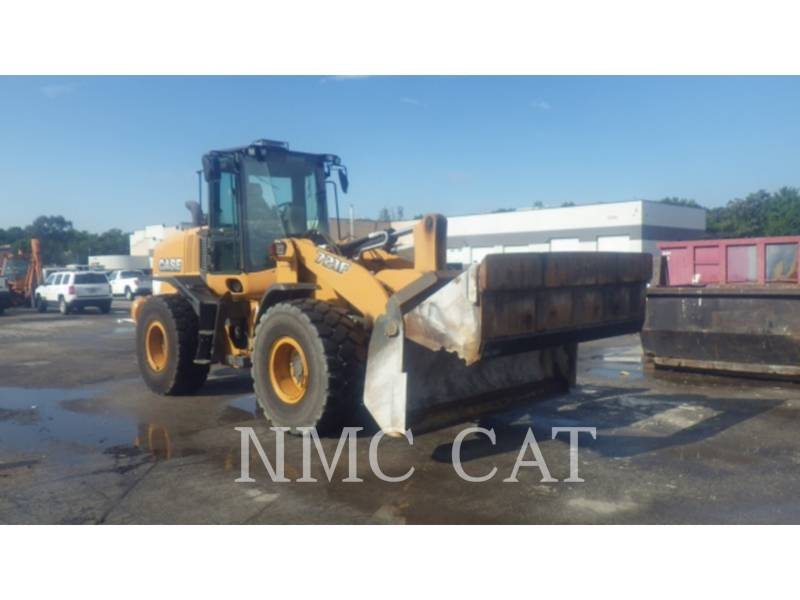 CASE WHEEL LOADERS/INTEGRATED TOOLCARRIERS 721F_CA equipment  photo 4