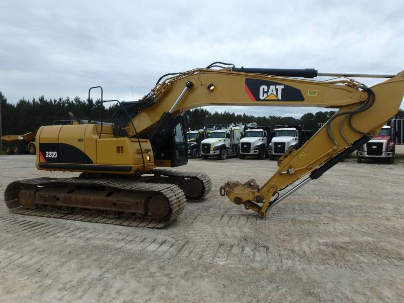 CATERPILLAR ESCAVADEIRAS 320DLRR equipment  photo 2