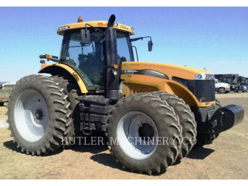 AGCO-CHALLENGER LANDWIRTSCHAFTSTRAKTOREN MT675D equipment  photo 3