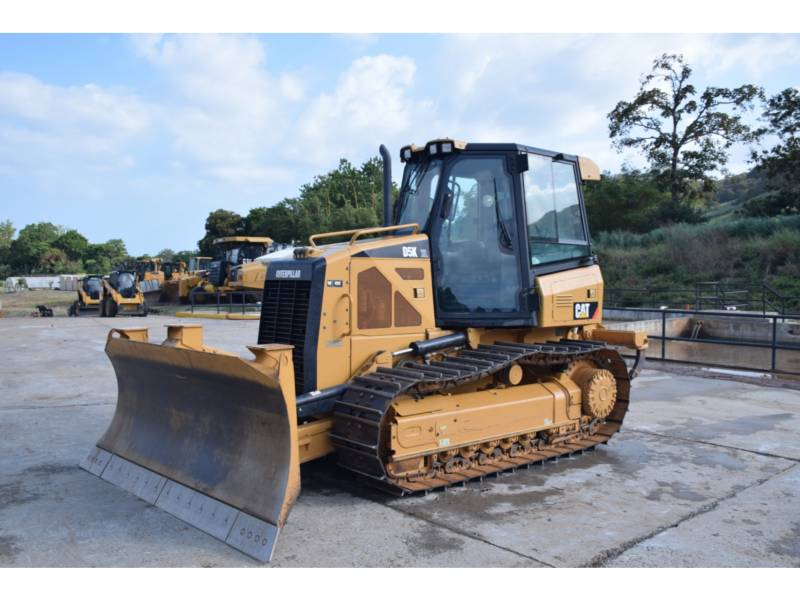 CATERPILLAR TRACK TYPE TRACTORS D 5 K XL equipment  photo 1
