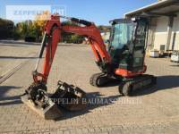 Equipment photo KUBOTA CORPORATION U27-4 TRACK EXCAVATORS 1