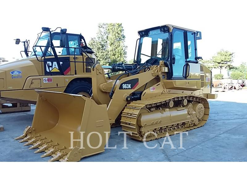 CATERPILLAR TRACK LOADERS 963K equipment  photo 1
