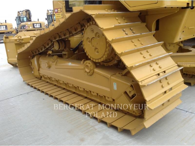 CATERPILLAR TRACK TYPE TRACTORS D 6 N LGP equipment  photo 7