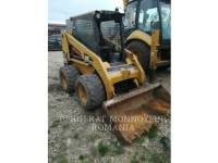 Equipment photo Caterpillar 236B MINIÎNCĂRCĂTOARE RIGIDE MULTIFUNCŢIONALE 1