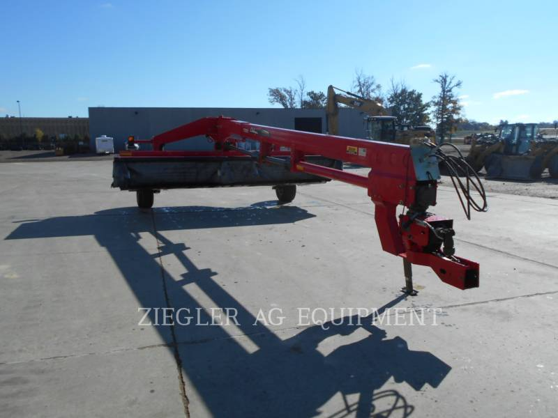 AGCO-CHALLENGER AGRARISCHE HOOI-UITRUSTING CH1386 equipment  photo 5