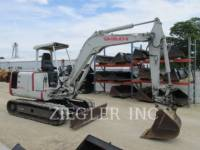 Equipment photo TAKEUCHI MFG. CO. LTD. TB045 TRACK EXCAVATORS 1