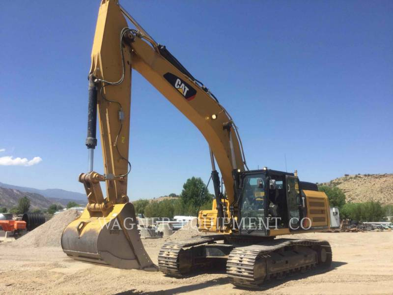 CATERPILLAR TRACK EXCAVATORS 336FL equipment  photo 1