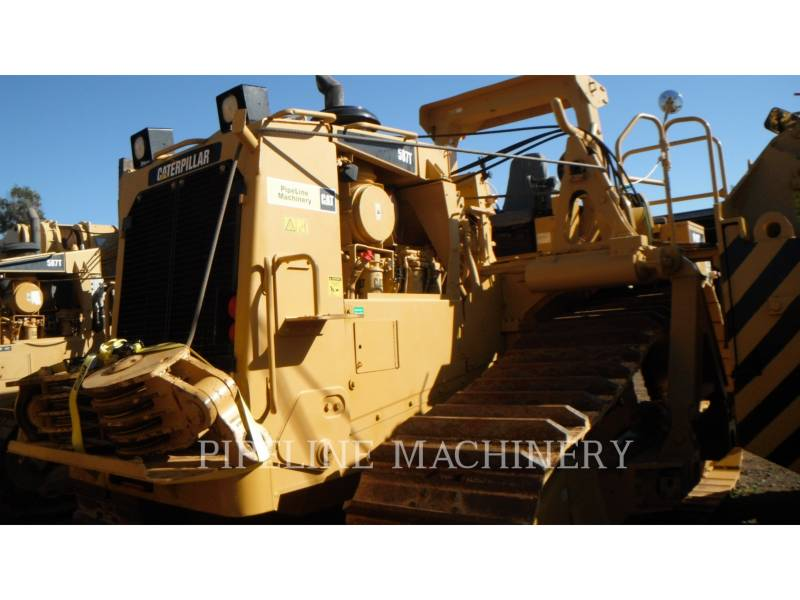CATERPILLAR ASSENTADORES DE TUBOS 587T equipment  photo 1