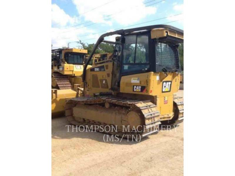 CATERPILLAR TRACK TYPE TRACTORS D5K2 LGP equipment  photo 3