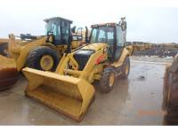 Equipment photo CATERPILLAR 430FST BACKHOE LOADERS 1