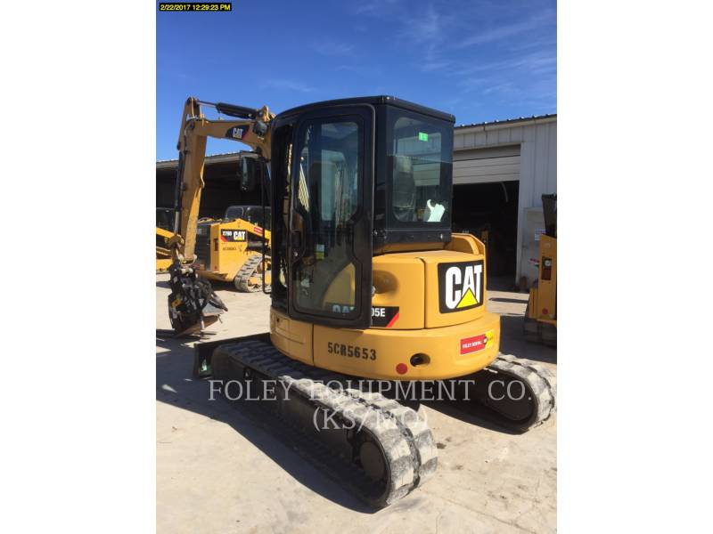 CATERPILLAR EXCAVADORAS DE CADENAS 305ECRLC equipment  photo 3