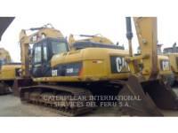 CATERPILLAR TRACK EXCAVATORS 329DL equipment  photo 12