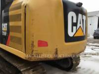 CATERPILLAR KETTEN-HYDRAULIKBAGGER 316FL equipment  photo 9