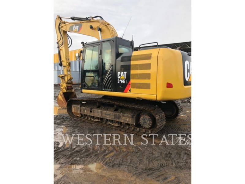 CATERPILLAR TRACK EXCAVATORS 316E equipment  photo 3