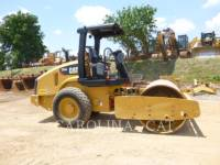 CATERPILLAR VIBRATORY SINGLE DRUM SMOOTH CS44 equipment  photo 4