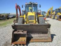 Equipment photo NEW HOLLAND LTD. B115 4PS BAGGERLADER 1