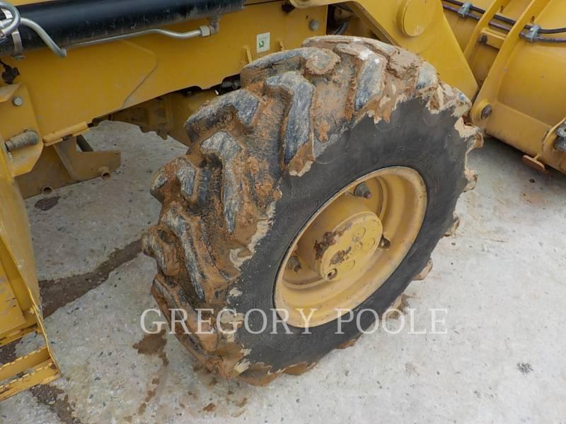 CATERPILLAR RETROESCAVADEIRAS 416E equipment  photo 18