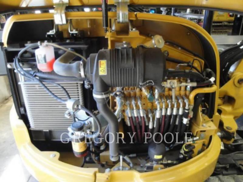 CATERPILLAR TRACK EXCAVATORS 303.5E equipment  photo 15
