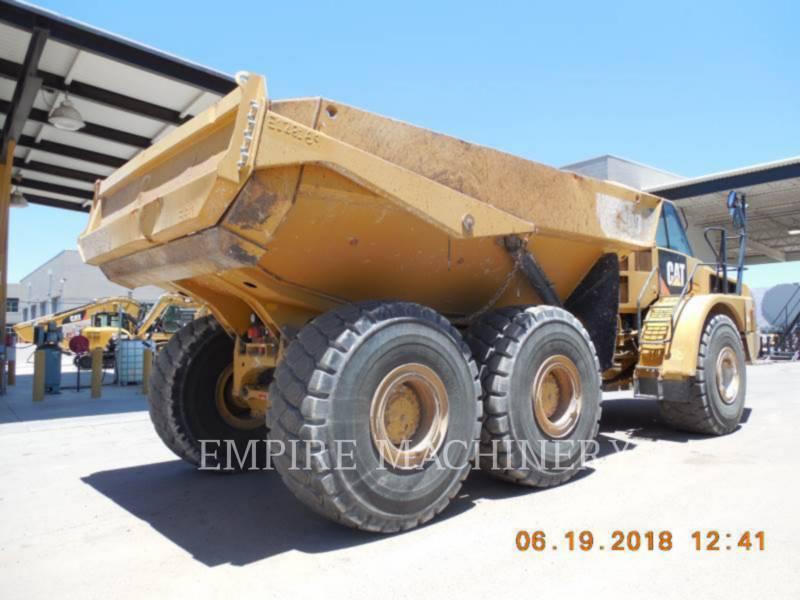 CATERPILLAR アーティキュレートトラック 740B equipment  photo 2