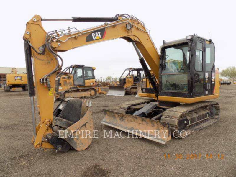 CATERPILLAR PELLES SUR CHAINES 307E2 equipment  photo 4