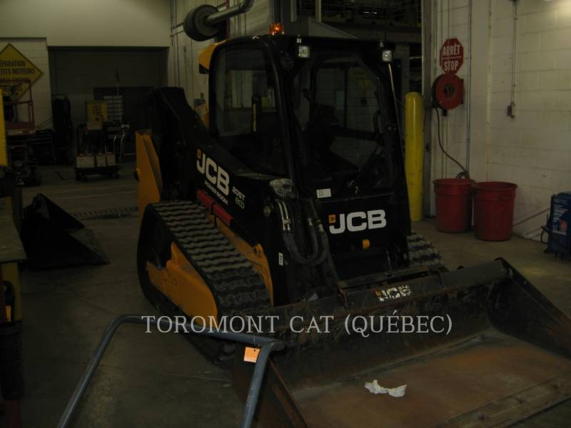 JCB SKID STEER LOADERS 205T equipment  photo 4