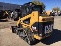 CATERPILLAR MULTI TERRAIN LOADERS 247B equipment  photo 4