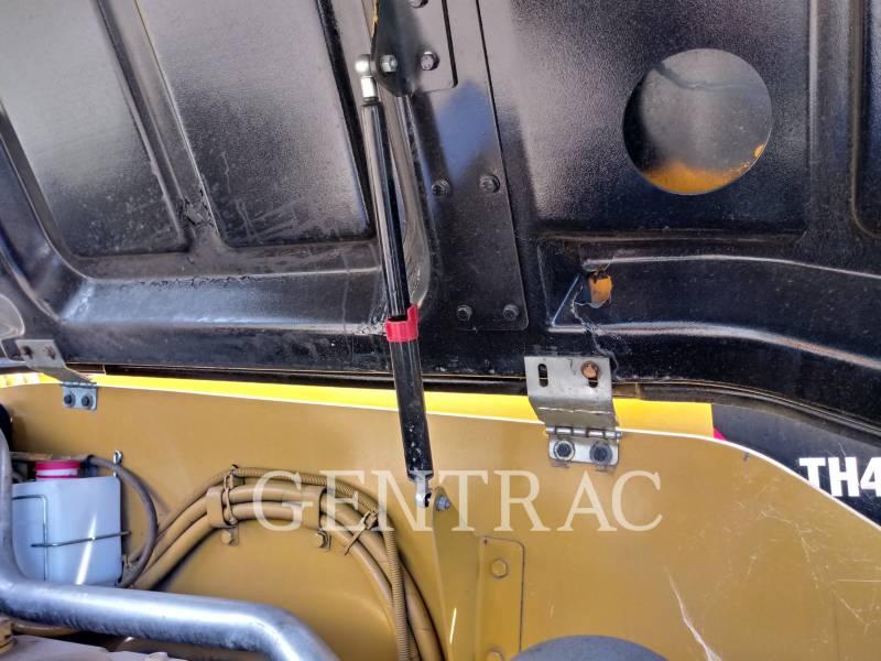 CATERPILLAR MOVIMENTATORI TELESCOPICI TH406 equipment  photo 11
